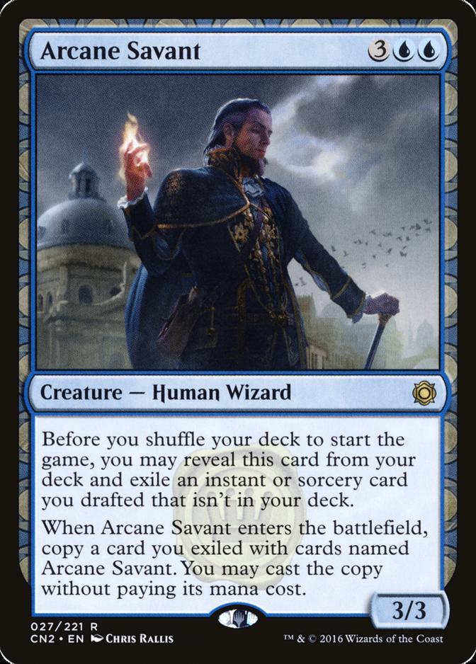 Arcane Savant [CN2]