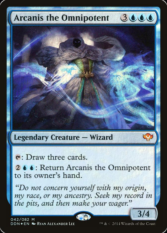 Arcanis the Omnipotent [DDN] (F)