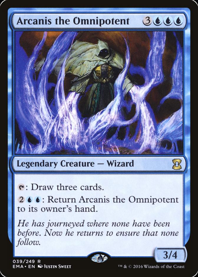 Arcanis the Omnipotent [EMA] (F)