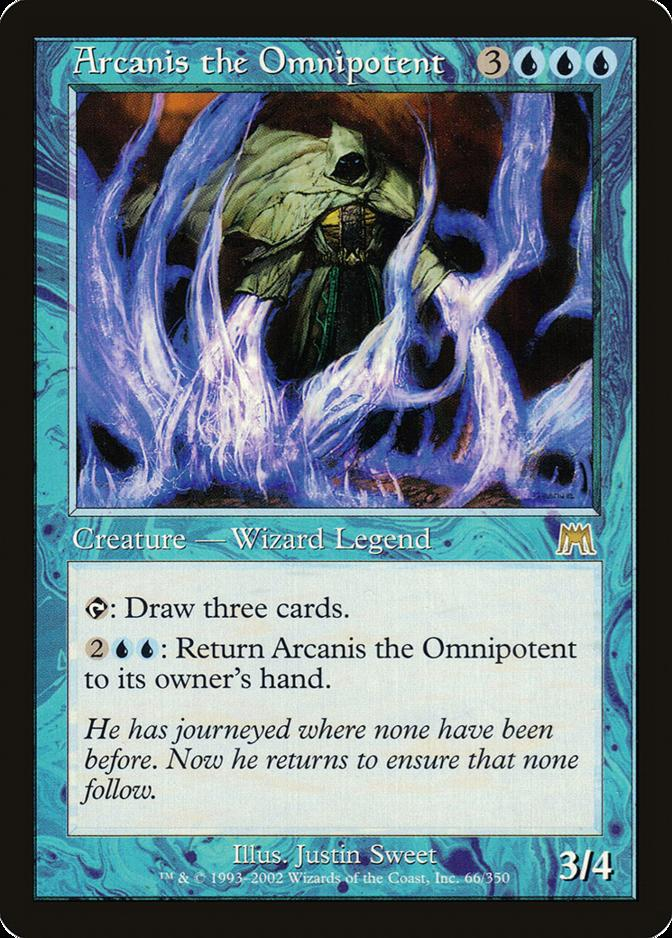 Arcanis the Omnipotent [ONS]