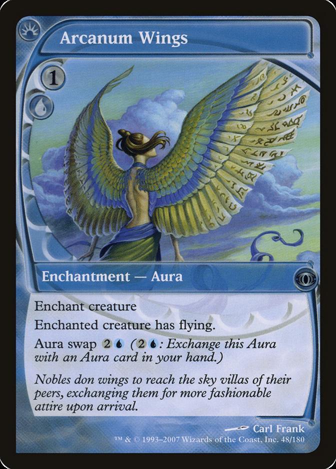 Arcanum Wings [FUT]