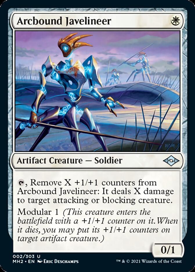 Arcbound Javelineer [MH2]