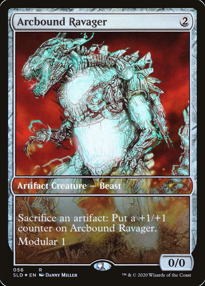 Arcbound Ravager [SLD] (F)