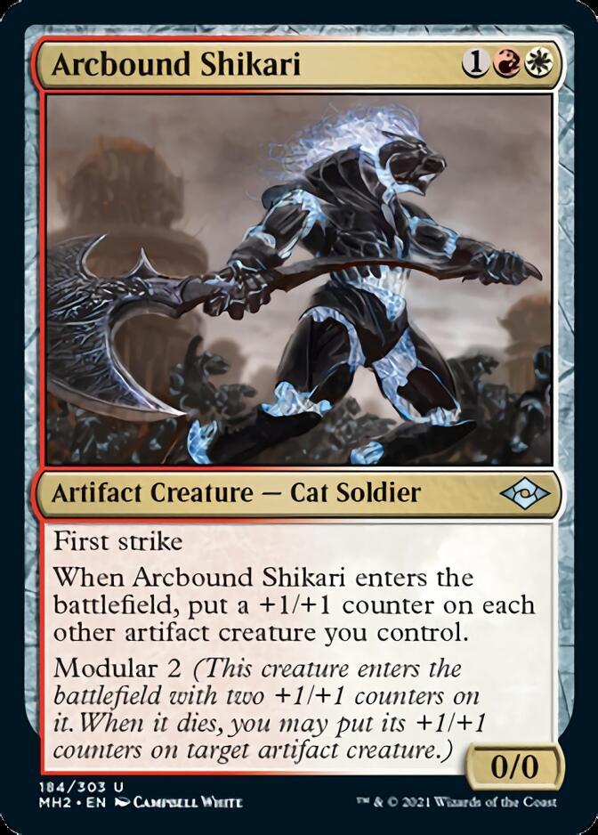 Arcbound Shikari [MH2]