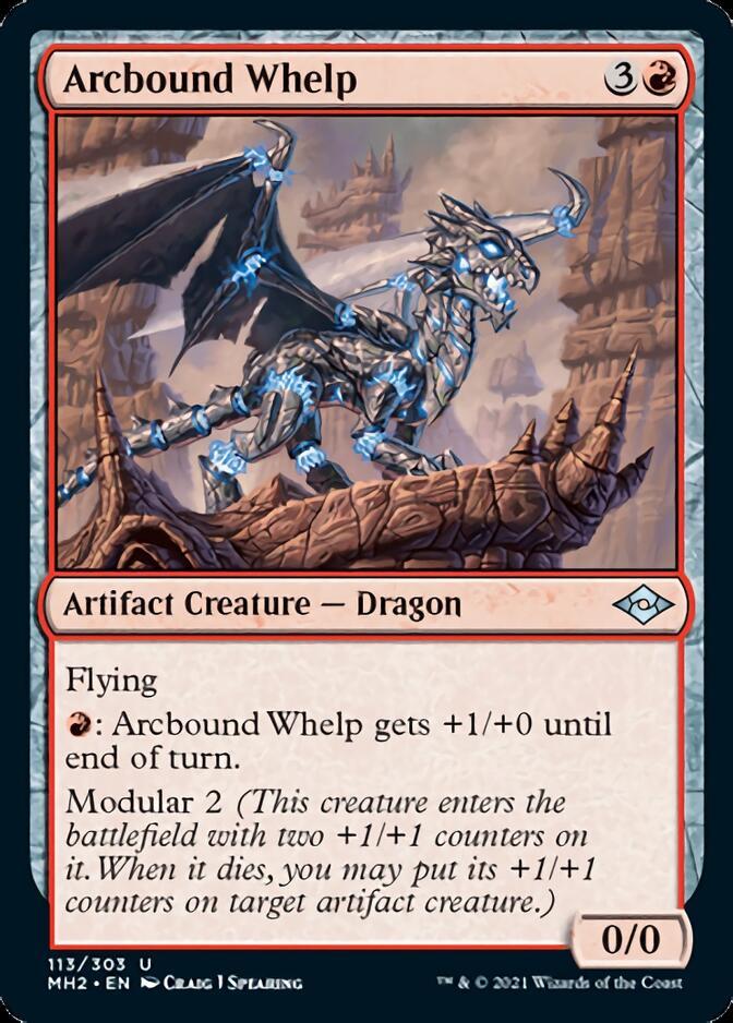 Arcbound Whelp [MH2]