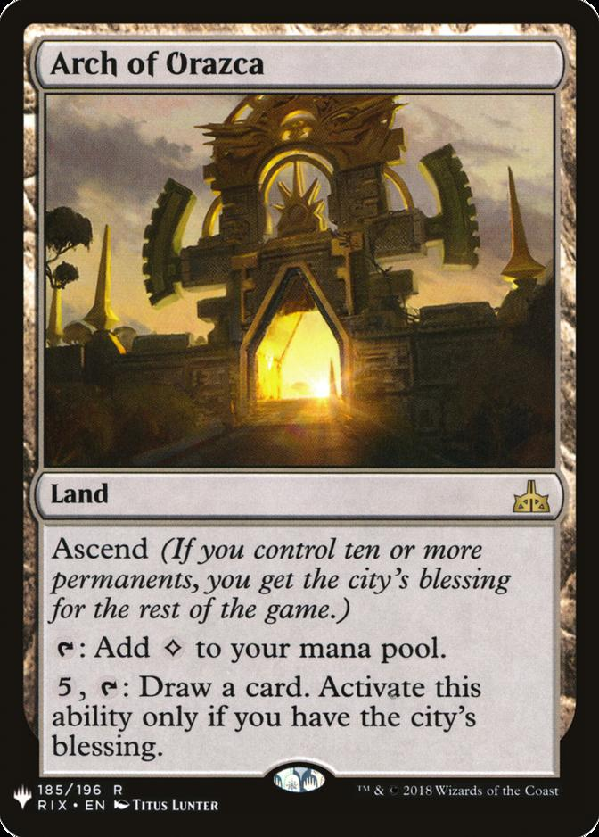 Arch of Orazca [MB1]