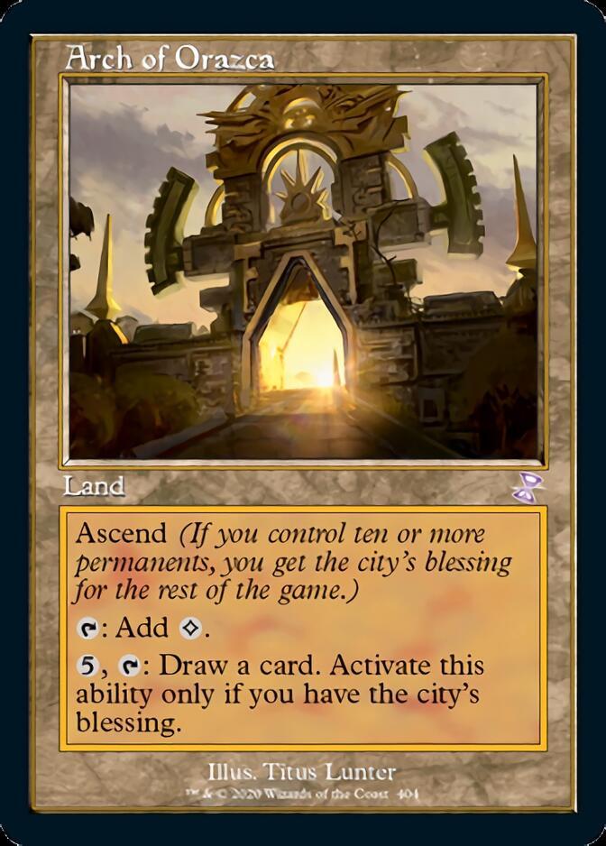 Arch of Orazca <timeshifted> [TSR]