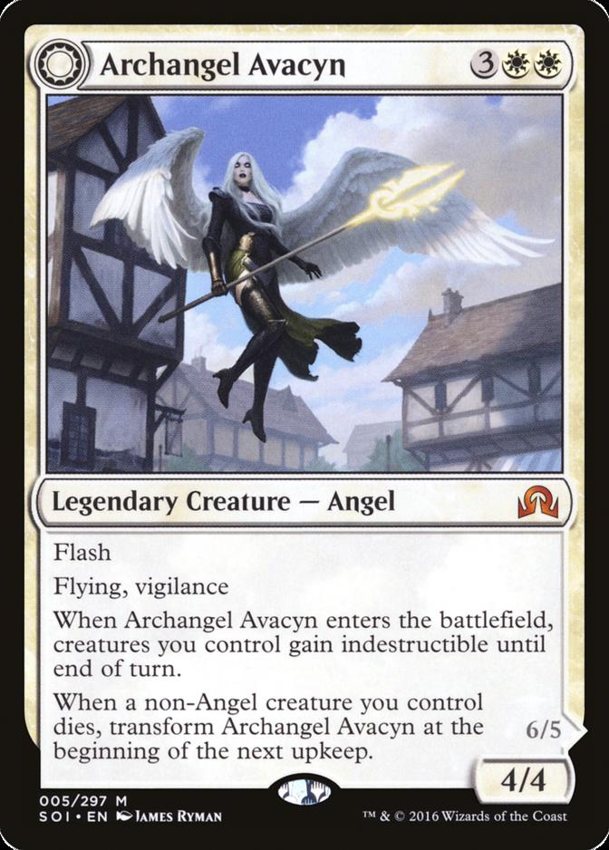Archangel Avacyn [SOI]