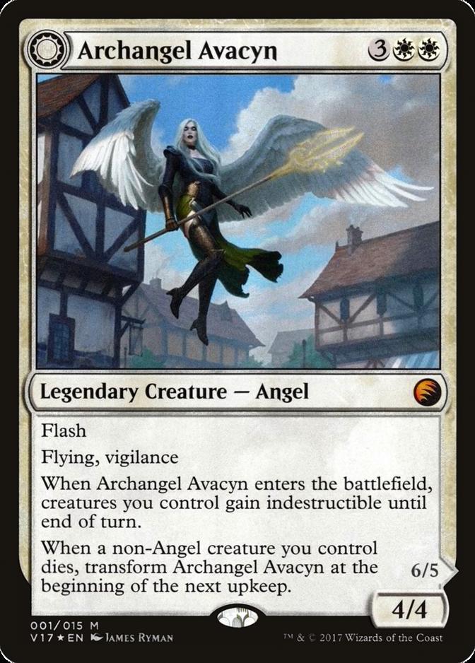 Archangel Avacyn [V17]
