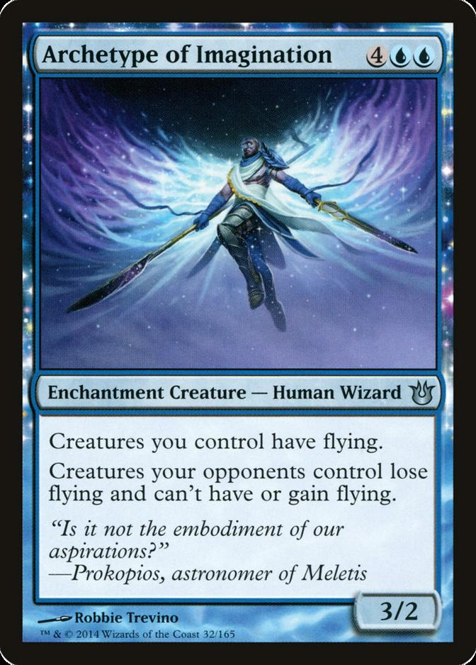 Archetype of Imagination [BNG]