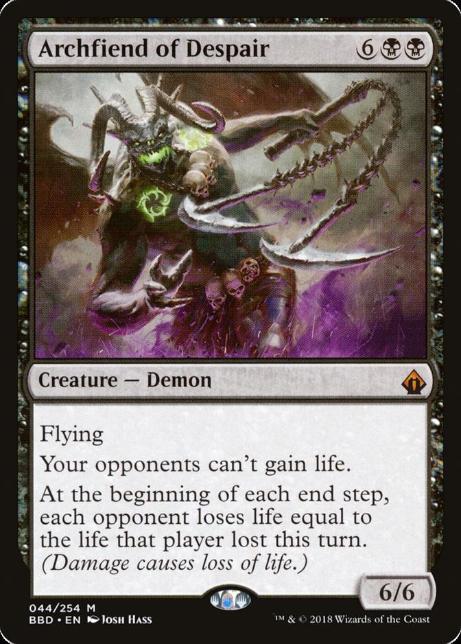 Archfiend of Despair [BBD]
