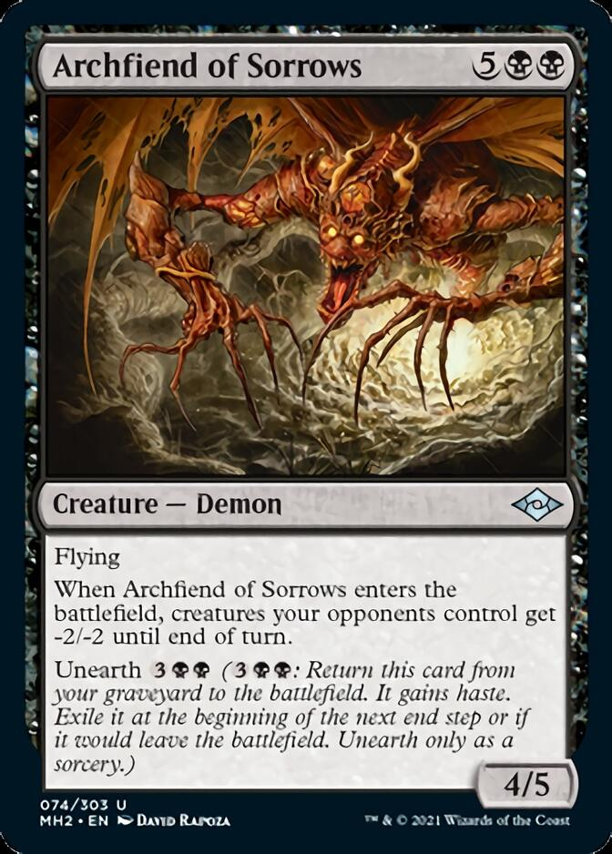 Archfiend of Sorrows [MH2]