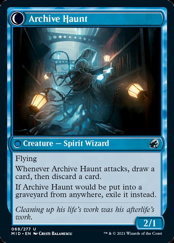 Archive Haunt [MID]
