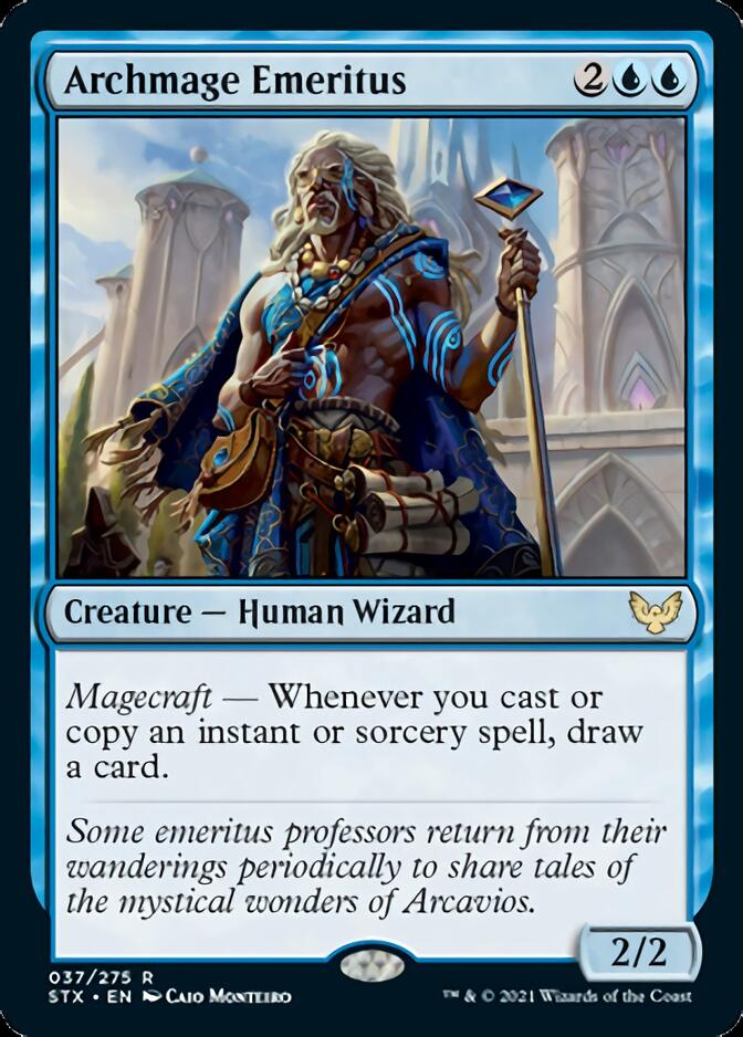 Archmage Emeritus [STX]
