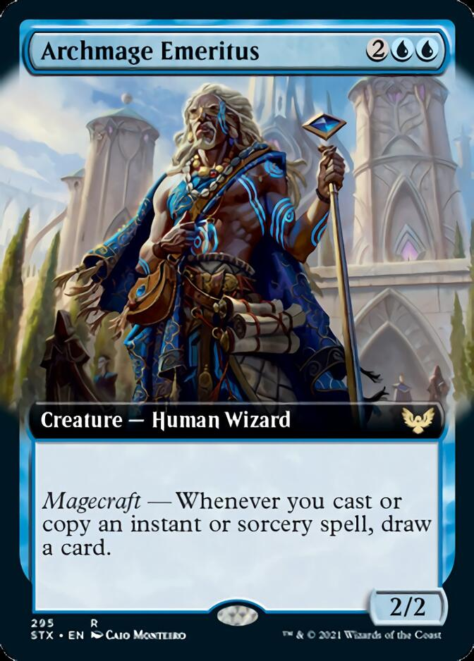 Archmage Emeritus <extended> [STX]