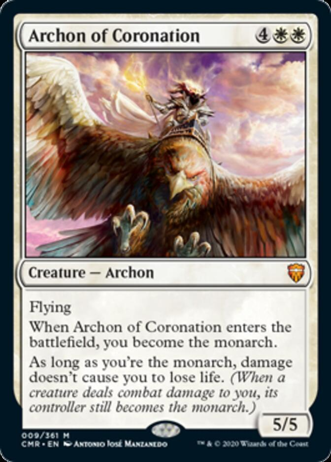 Archon of Coronation [CMR]