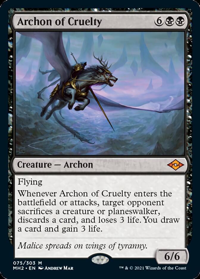 Archon of Cruelty [MH2]