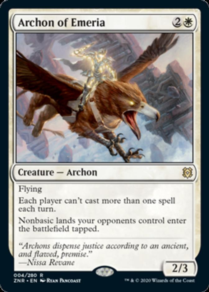 Archon of Emeria [ZNR]