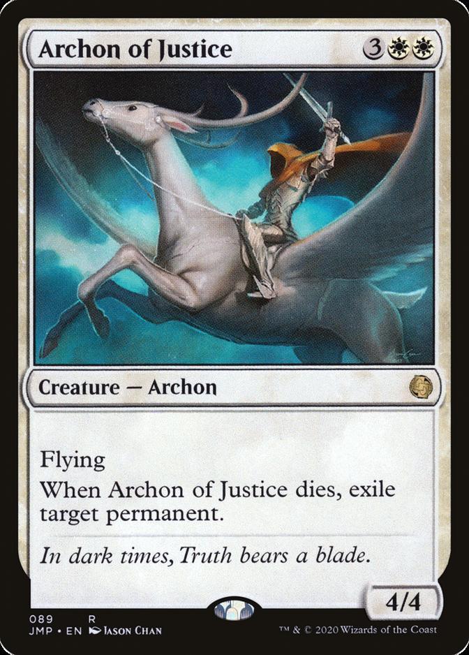 Archon of Justice [JMP]