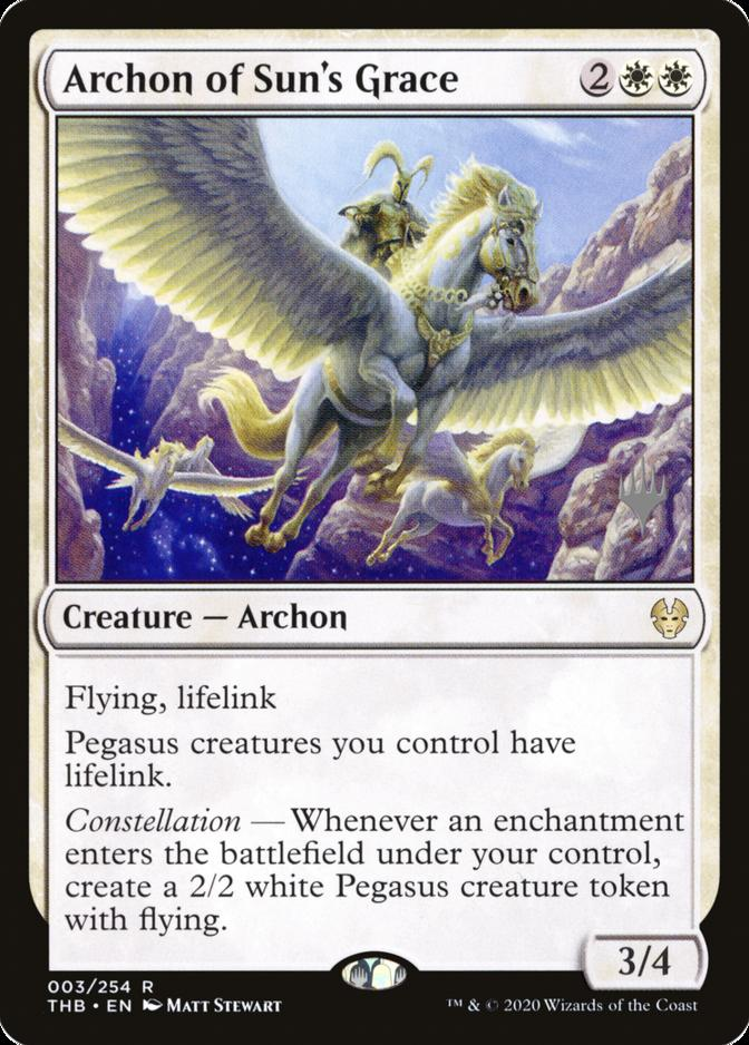 Archon of Sun's Grace [PPTHB]
