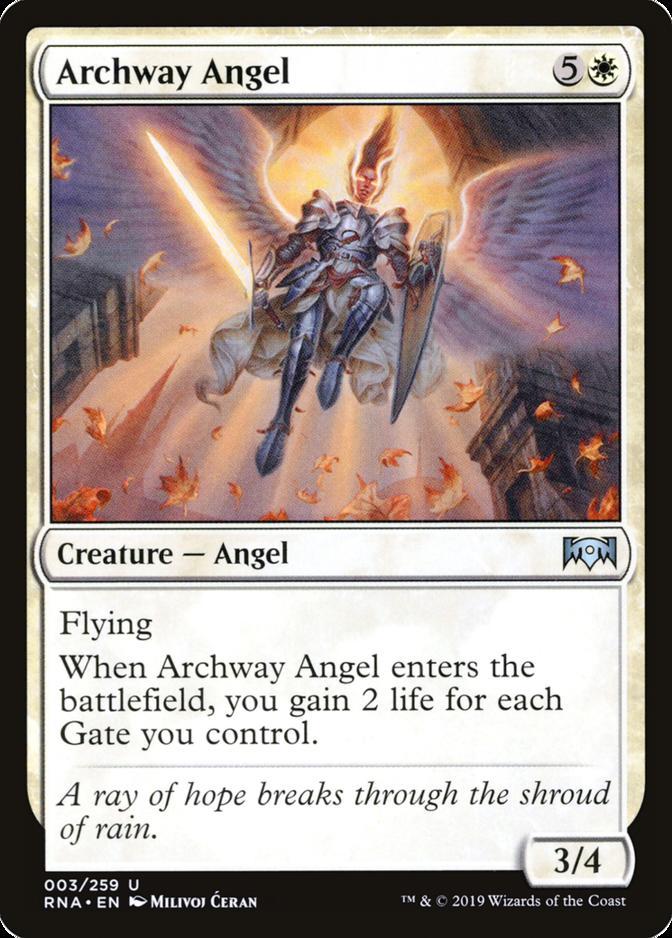 Archway Angel [RNA]