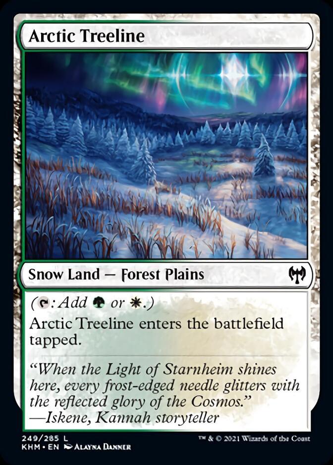 Arctic Treeline [KHM]