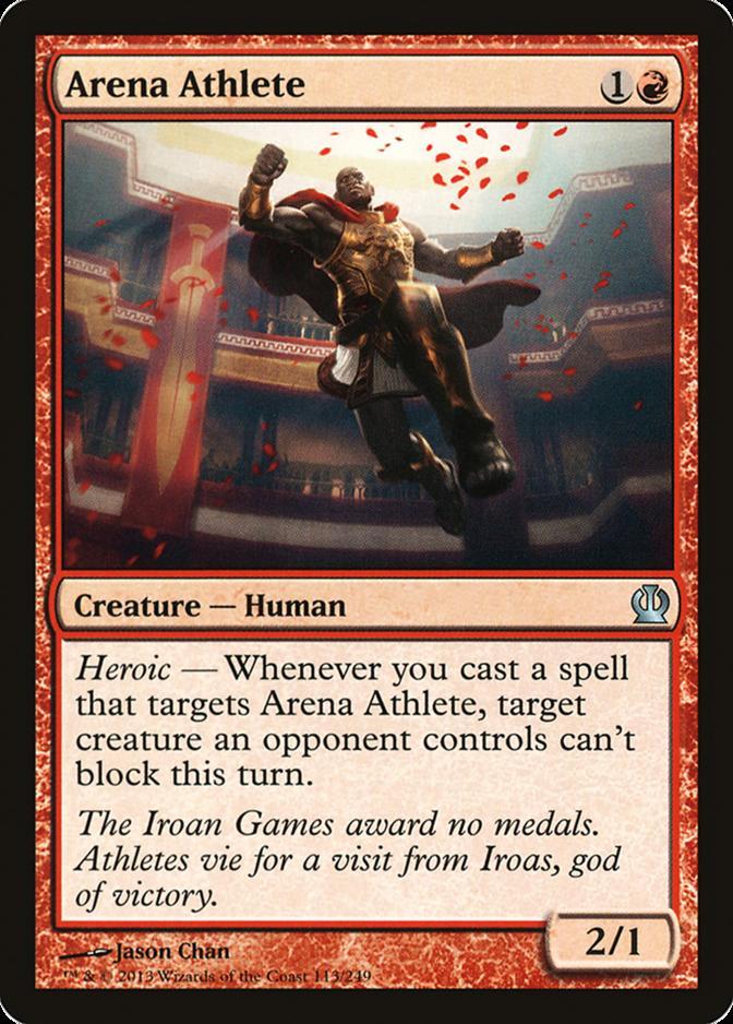 Arena Athlete [THS] (F)