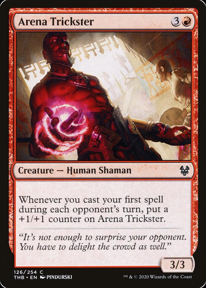 Arena Trickster [THB]