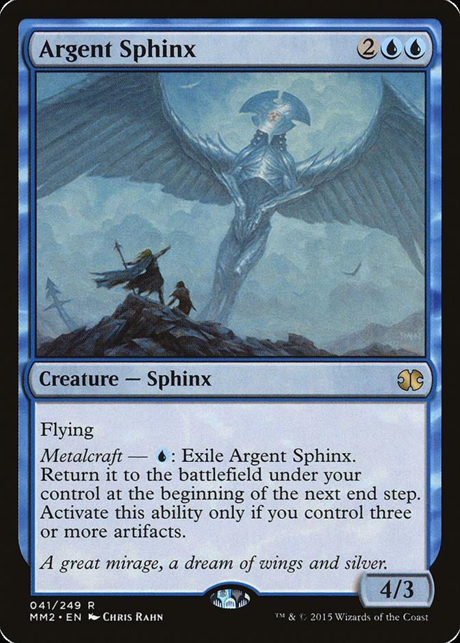 Argent Sphinx [MM2]
