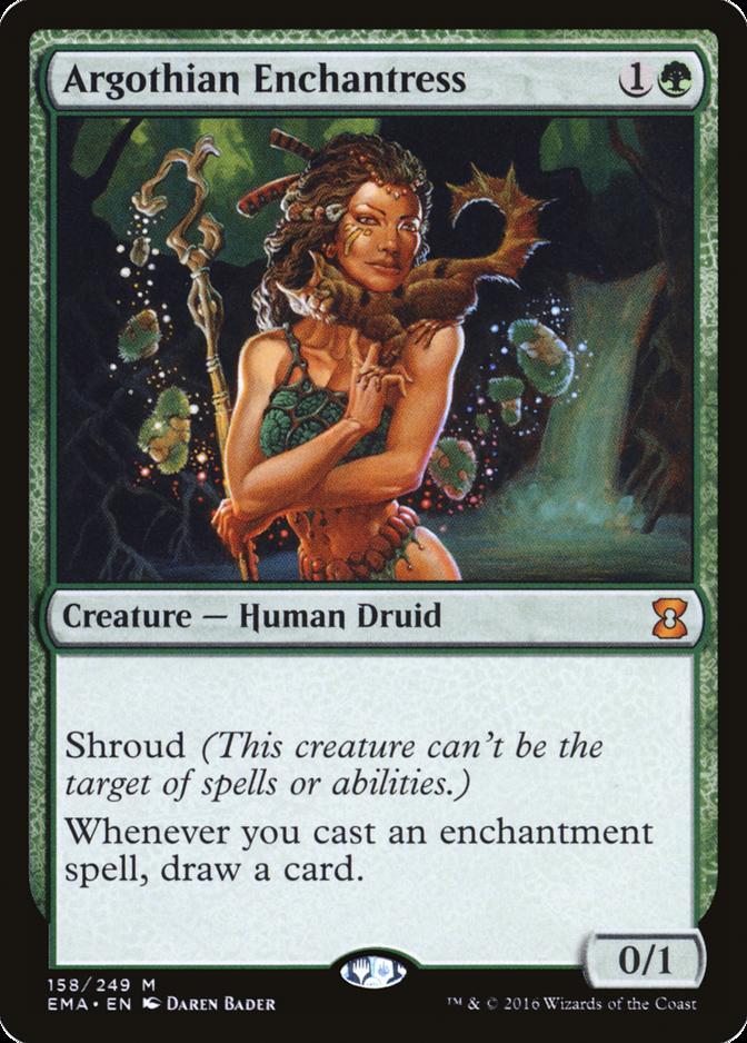 Argothian Enchantress [EMA] (F)