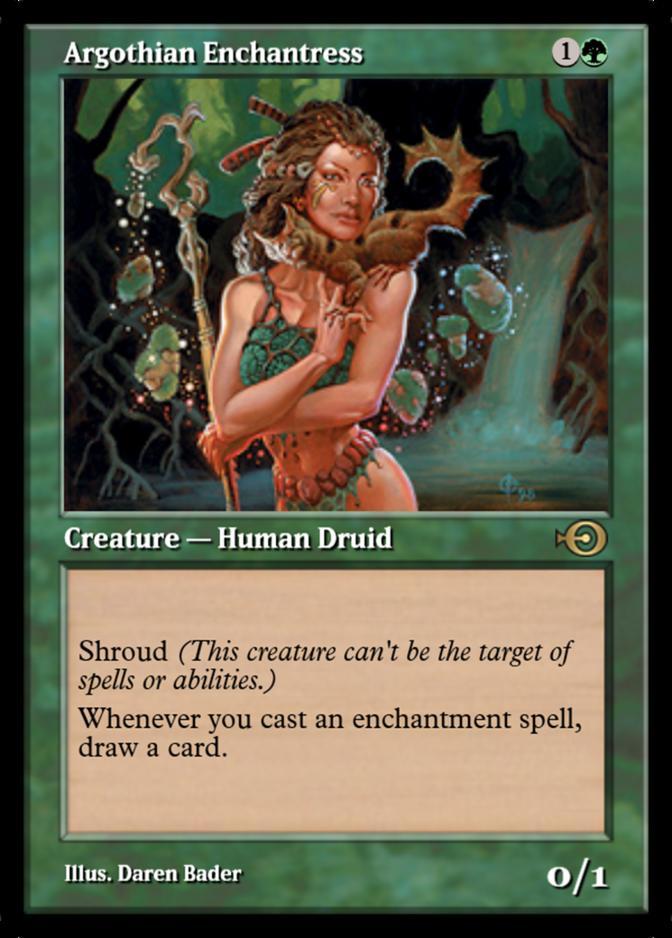 Argothian Enchantress [PRM]