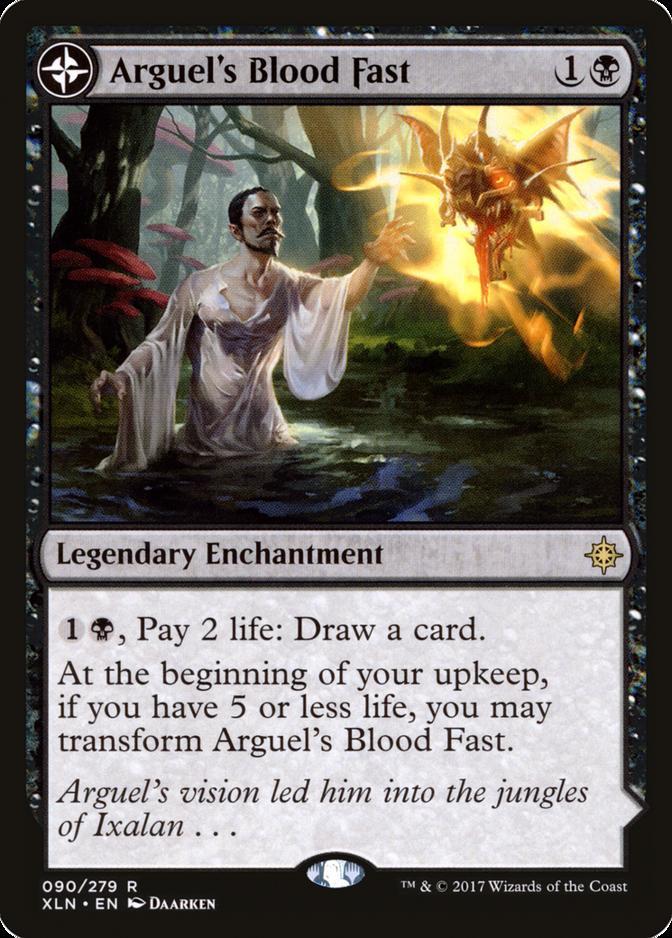 Arguel's Blood Fast [XLN]