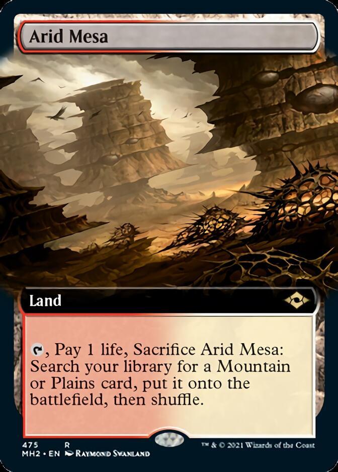 Arid Mesa <extended> [MH2]