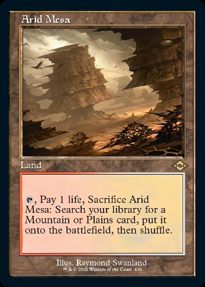 Arid Mesa <timeshifted> [MH2]
