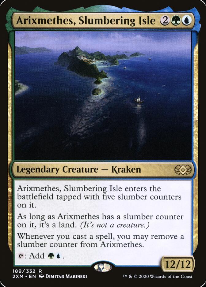 Arixmethes, Slumbering Isle [2XM]