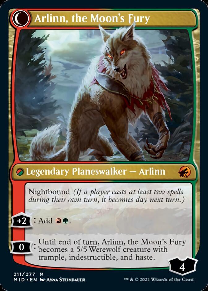 Arlinn, the Moon's Fury [MID]