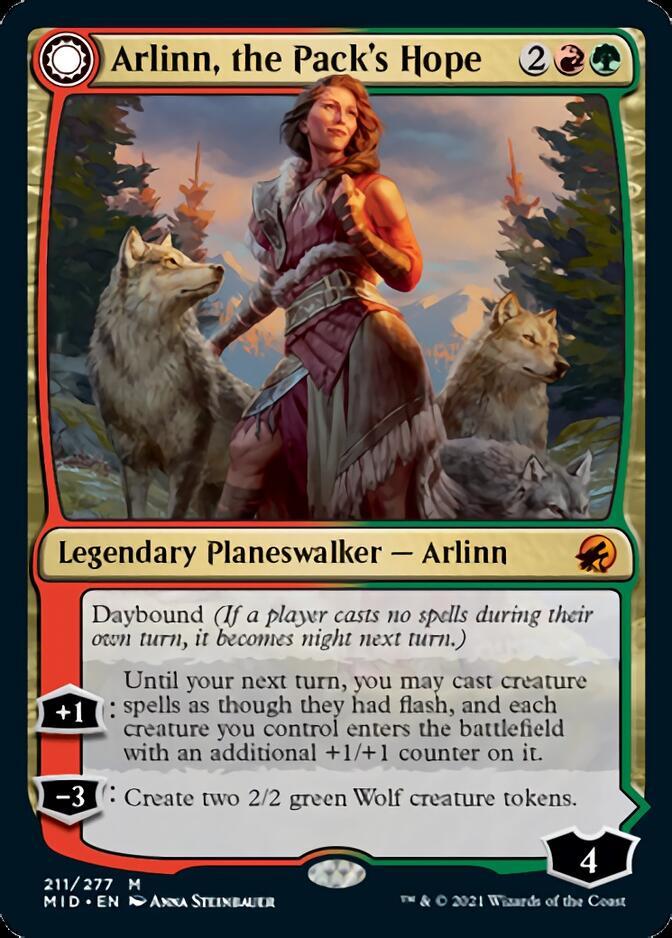 Arlinn, the Pack's Hope [MID]