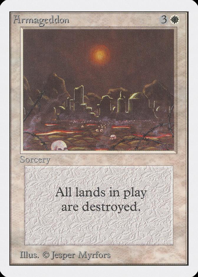 Armageddon [2ED]