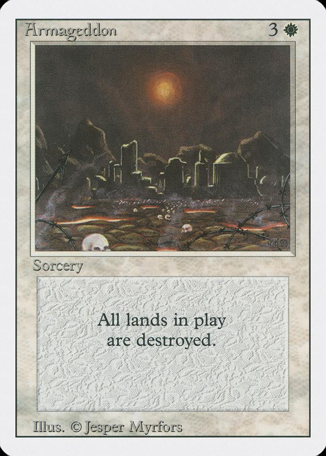 Armageddon [3ED]