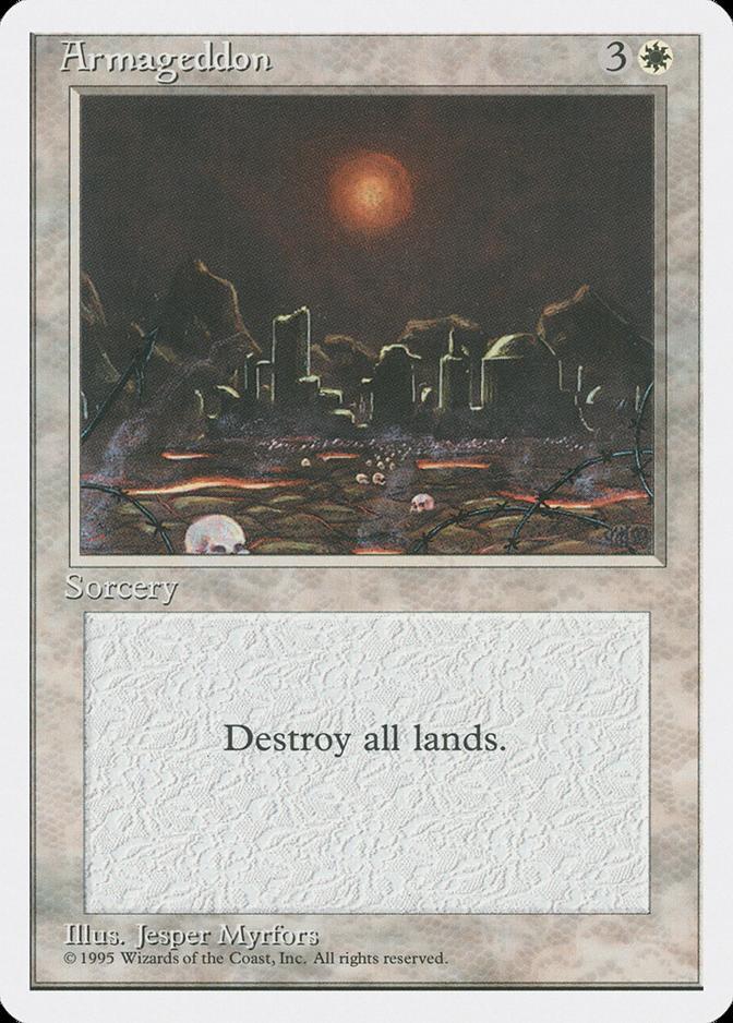 Armageddon [4ED]