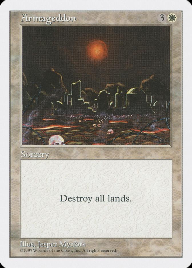 Armageddon [5ED]