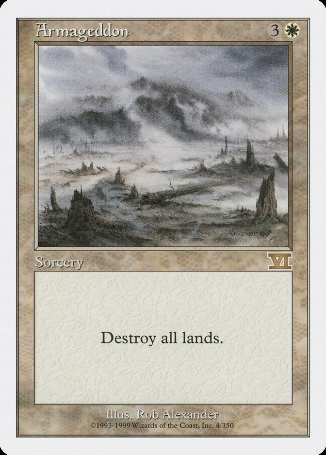 Armageddon [6ED]