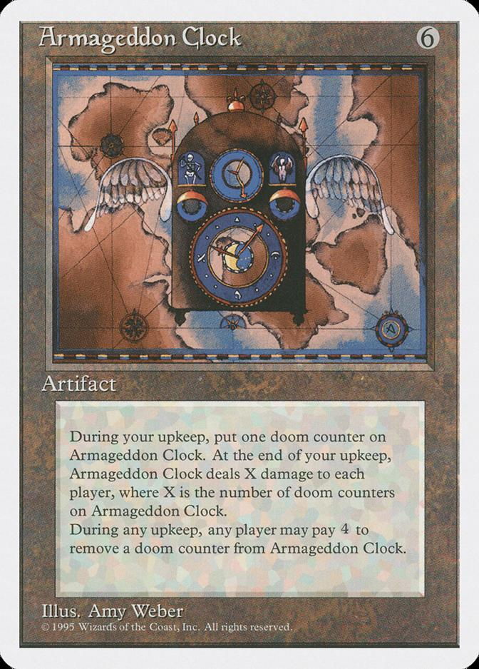 Armageddon Clock [4ED]