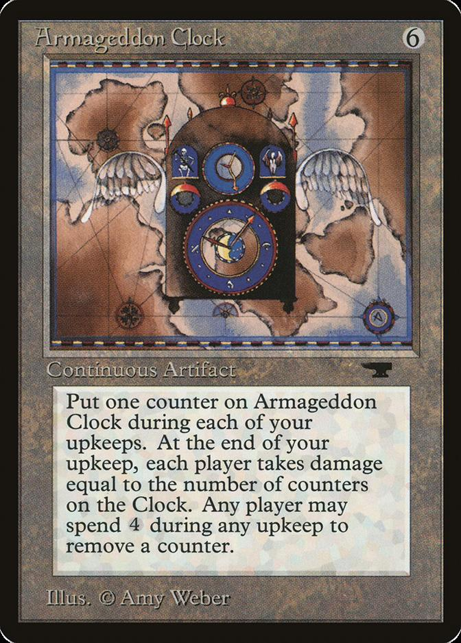 Armageddon Clock [ATQ]