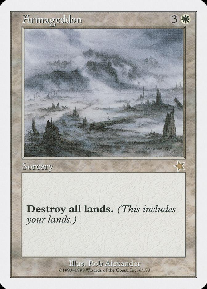 Armageddon [S99]