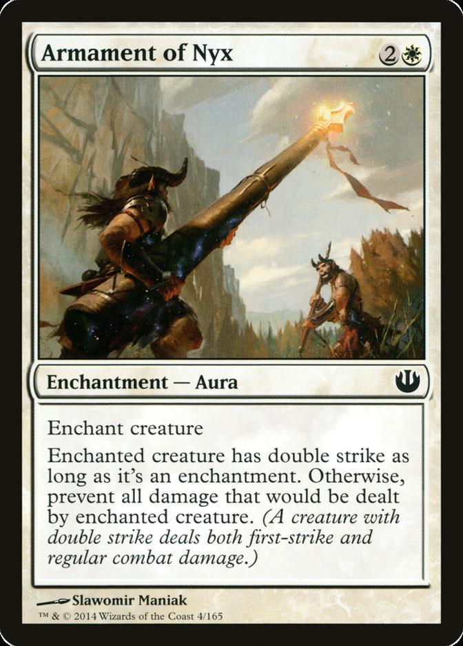 Armament of Nyx [JOU]