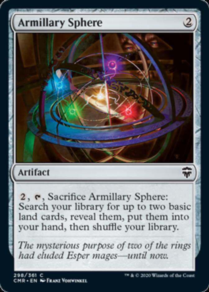 Armillary Sphere [CMR]