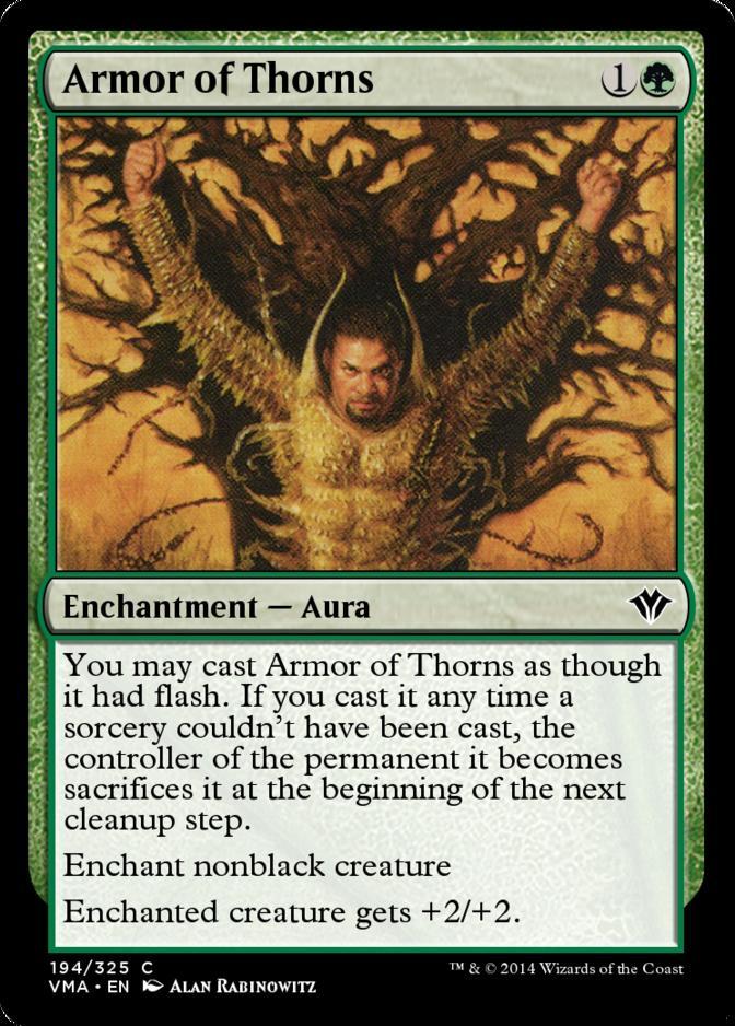 Armor of Thorns [VMA] (F)