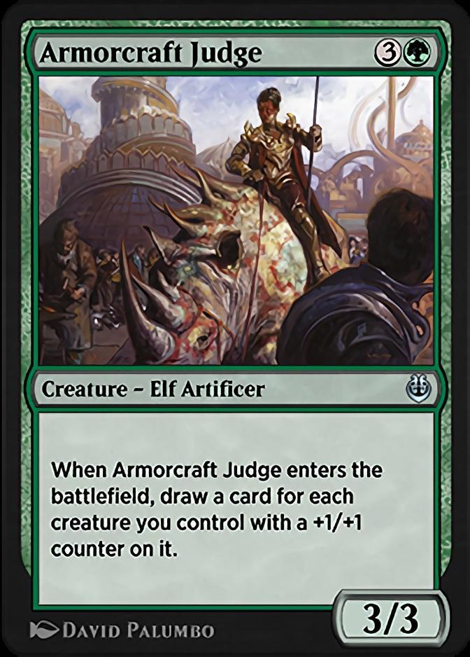 Armorcraft Judge [KLR]