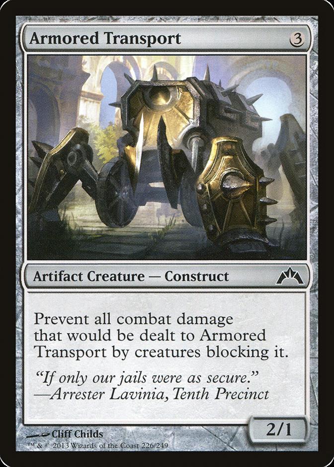 Armored Transport [GTC]